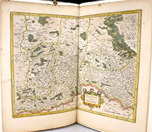 A Leaf From the Mercator-Hondius World Atlas, Edition of 1619 with an Essay by Norman J.W. Thrower