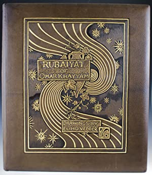 Rubáiyát of Omar Khayyám, the Astronomer-Poet of Persia. Rendered in English Verse by Edward Fitz...