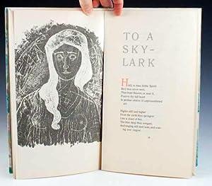 A una Alondra [To a Skylark]: Shelley, Percy Bysshe