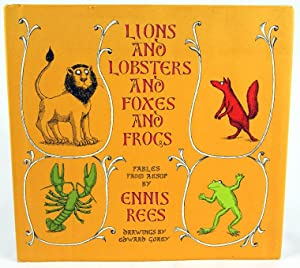 Lions and Lobsters and Foxes and Frogs. Fables from Aesop
