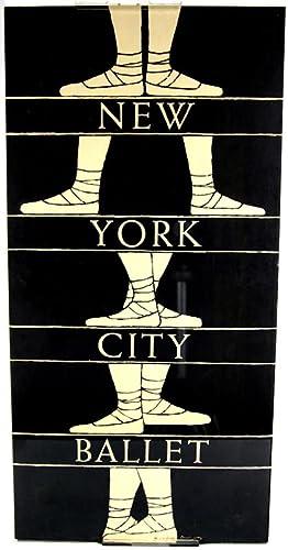 Poster for the New York City Ballet