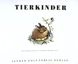 Tierkinder (Animal Babies): Tscharuschin, Jewgenij