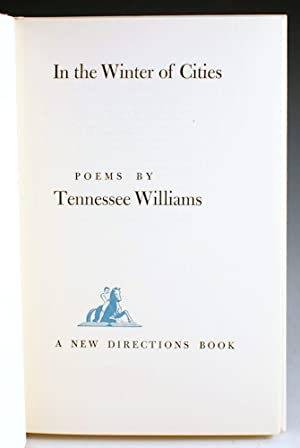 In the Winter of Cities: Williams, Tennessee