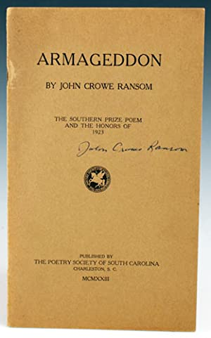 Armageddon: Ransom, John Crowe