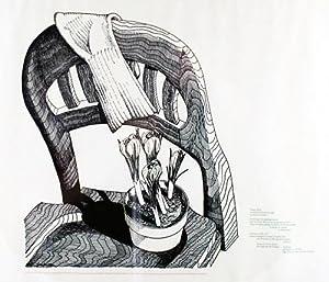 Illustrated broadside: Hamady, Walter