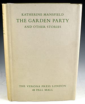 The Garden Party and Other Stories: Mansfield, Katherine