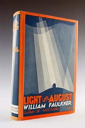 Light in August: Faulkner, William