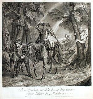 Les Principales Aventures de L'Incomparable Chevalier Errant Don Quichotte de la Manche: ...