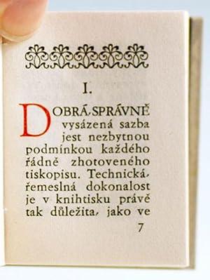 Pravidla Typografick Sazby