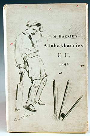 Autograph letter, signed, together with The Allahakbarries C. C.: Barrie, J. M.