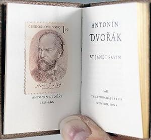 Antonín Dvorák: Savin, Janet