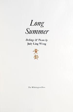 Long Summer: Wong, Judy Ling