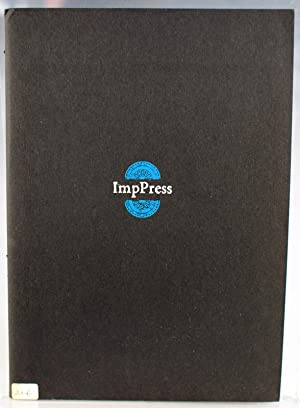 ImpPress Typebook: Being a Complete Showing of Typefaces, Borders, Dingbats, Miscellanea Available ...
