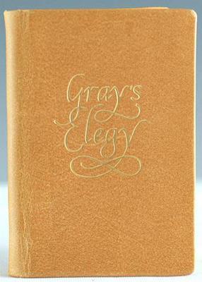 Elegy Written in a Country Churchyard: Gray, Thomas