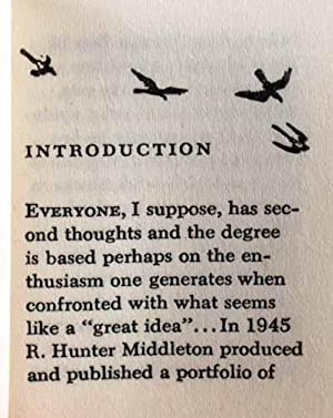 Thomas Bewick, Vignettes from Birds, Quadrupeds and Fables: Forgue, Norman W.