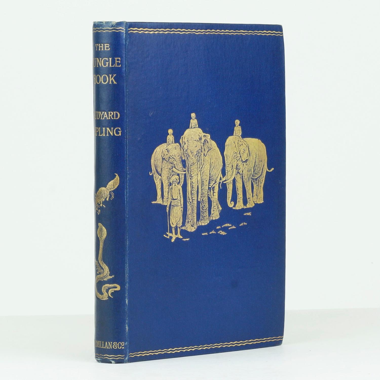 THE JUNGLE BOOK KIPLING, Rudyard