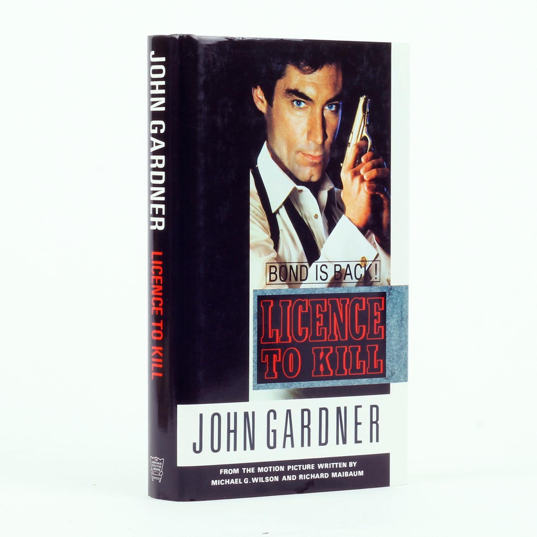 LICENCE TO KILL GARDNER, John