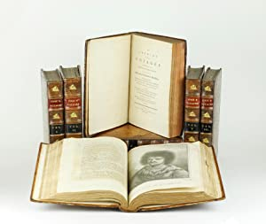 A COMPLETE SET OF COOK'S VOYAGES [COMPRISING:]: COOK, Captain James;