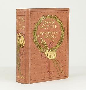JOHN PETTIE by Martin Hardie.: HARDIE, Martin