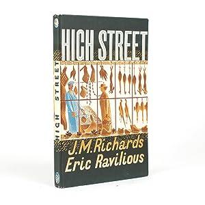 HIGH STREET: RICHARDS, J.M.; RAVILIOUS, Eric