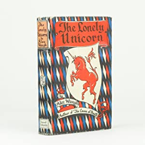 THE LONELY UNICORN: WAUGH, Alec