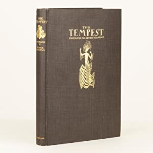 THE TEMPEST: RACKHAM, Arthur; SHAKESPEARE,