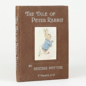 THE TALE OF PETER RABBIT: POTTER, Beatrix