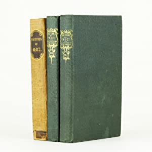 """SKETCHES BY """"BOZ,"""" [FIRST AND SECOND SERIES]: DICKENS, Charles]"""