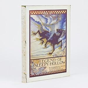 THE LEGEND OF SLEEPY HOLLOW: RACKHAM, Arthur; IRVING,