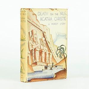 DEATH ON THE NILE: CHRISTIE, Agatha