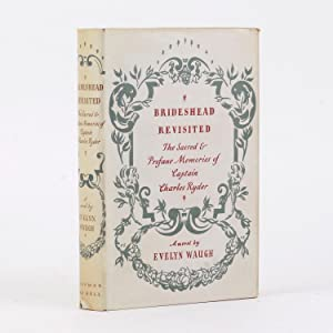 Brideshead revisited by evelyn waugh abebooks brideshead revisited the sacred profane memories waugh evelyn m4hsunfo