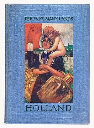 HOLLAND Illustrations by Nico Jungman: JUNGMAN, Beatrix