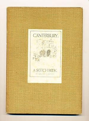 CANTERBURY: KEESEY, Walter M.