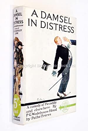 A Damsel in Distress: PG Wodehouse