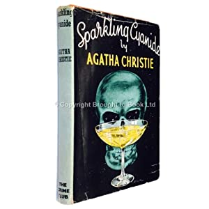 Sparkling Cyanide Signed Agatha Christie