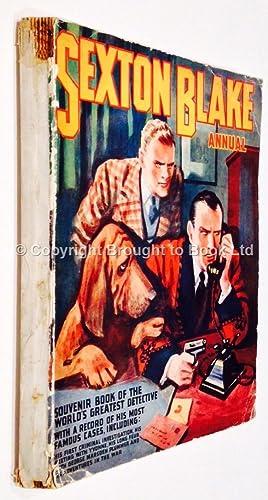 Sexton Blake Annuals 1938 to 1942