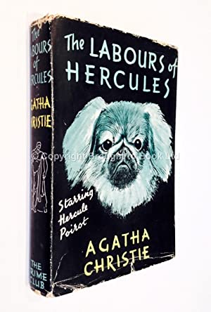 The Labours of Hercules Signed Agatha Christie