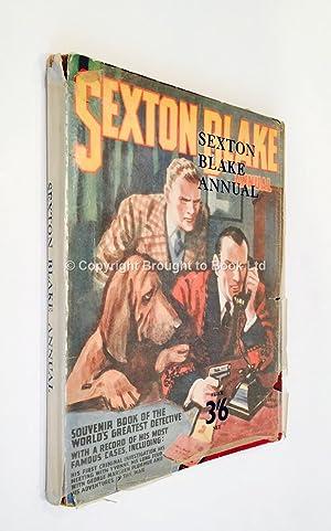 The Sexton Blake Annual 1940: Sexton Blake