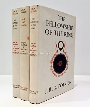 The Lord of the Rings Trilogy 1: JRR Tolkien