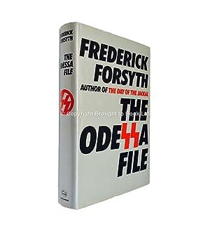 The Odessa File Signed Frederick Forsyth: Frederick Forsyth