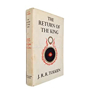 The Return of the King Signed J.R.R.: J.R.R. Tolkien
