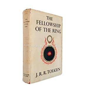 The Fellowship of the Ring Signed J.R.R.: J.R.R. Tolkien