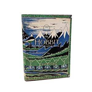 The Hobbit Signed J.R.R. Tolkien: J.R.R. Tolkien