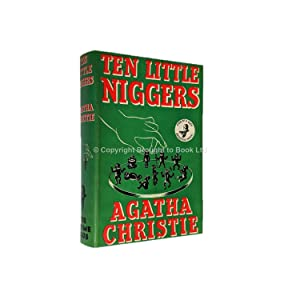 Ten Little Niggers Signed Agatha Christie: Agatha Christie