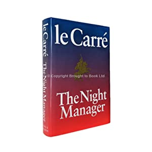 The Night Manager Signed John le Carré: John le Carré