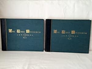 The Liber Studiorum (2 Volumes) - 1st Limited Edition: Turner, JMW and Stopford Brooke, Rev.