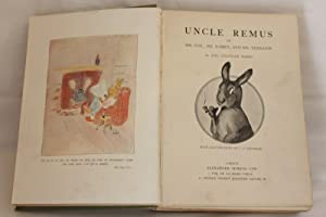 Uncle Remus or Mr. Fox, Mr. Rabbit, and Mr Terrapin. Illustrations by J.A. Shepherd: Chandler ...