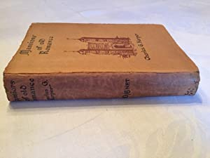 Mansions of Old Romance - First Edition - with dust wrapper: Harper, Charles G.