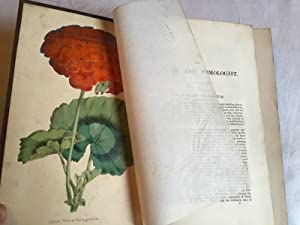 The Florist and Pomologist: A Pictorial Monthly Magazine, of Flowers, Fruits and General ...