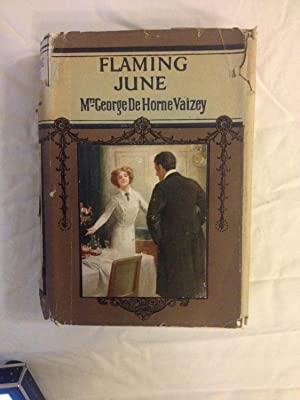 Flaming June. First Edition: De Horne Vaizey, Mrs George